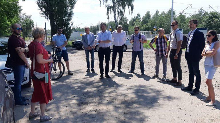 Wizyta Prezydenta na Podolanach 2020.06.26